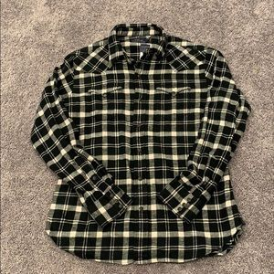 NWT Polo by Ralph Lauren Flannel Shirt